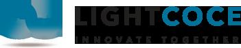 lightcoce logo header